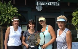 Tennis Center Official Opening