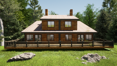 New Luxury Homes for Sale in the Adirondacks